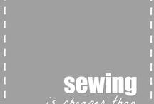 sewing Project / by Rashmika Patel