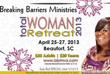 BBM / Items about Pastor Jeanette Y. Coats' Women's Ministry Breaking Barriers Ministries (BBM) http://www.bbmva.com / by Cleopatra♔ Huff