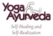 Aryuveda & Yoga / by Rashmika Patel