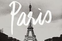 Paris / by Anastasia78