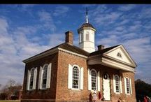 Sights to Be Seen / Explore our Revolutionary City! Historic sites and houses have many stories to tell.  / by Colonial Williamsburg