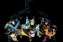 Comics / Anything comic book related. A lot of Batman and Avengers.  / by Duffy Robinson