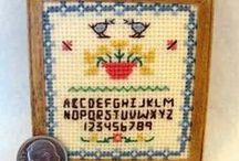 Miniature Needlework / by Lerryn Meza