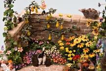 Miniature Flowers & Plants / by Lerryn Meza