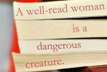 Books, books, books / by Janett Gomez