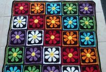 Crochet Blankets / by Tyea McKee