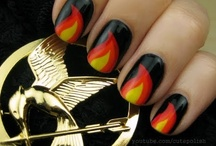 hair and nail ideas / by Melissa Schmucker