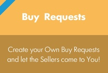 Buy Requests / If you want to see Yours Here, Create your own Buy Requests on Products for Free on galoo.com and Team Galoo will Promote them for You! / by Galoo