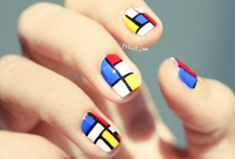 Artsy Nails / by The Met Store