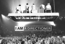 I'm a Proud Directioner / Yes, I saw the movie opening weekend / by Melissa Schmucker