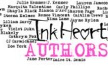 Ink Heart Authors / Quality Reads From the Heart / by J. Kenner