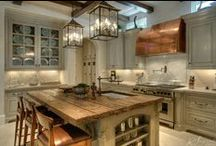 Fantastic Kitchens / by Cynthia Presser, Cooking with a Twist