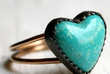 """Turquoise love / Disclaimer: These are just """"PINS"""". I don't claim copyright or ownership of any content on this board. / by Terri Bellcour"""