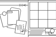 Scrapbooking -  Sketches & Layouts / by judysg