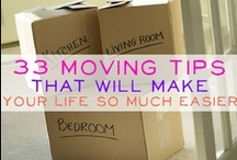 Moving? / by Terri Wenzig