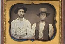 Mid 19th Century - Men's Clothing / Men's Fashion of the mid 19th Century / by Rondi Anderson