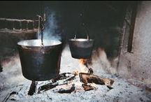 Mid 19th Century - Kitchen / by Rondi Anderson