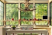 kitchens / by Susan Bartlett