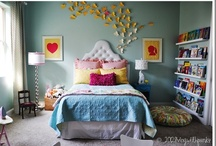 Children's bedrooms and play rooms / by Susan Bartlett