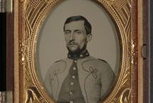 Mid 19th Century - Civil War History Page / by Rondi Anderson