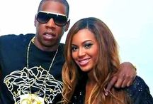 * Beyonce Giselle, Shawn Corey & Blue Ivy * / Welcome to the Carter Life. / by Tippy