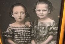 Mid 19th Century - Children's Dresses / by Rondi Anderson