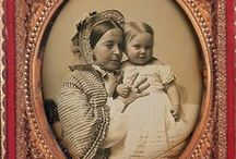 Mid 19th Century - Baby Clothing / by Rondi Anderson