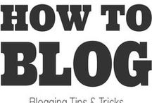 Business - Blogging / by Katharine Godbey