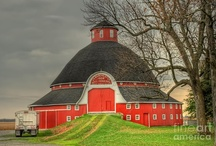 Barns~Grain Elevators~Silos / by Cindy Long