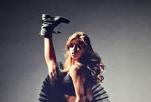 Dance<3 / I dance to feel free and to express myself. / by Mariah Griffin