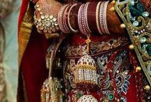 *Saree, Lehenga's, Mehndi and Jewels* / by Jennifer Stanton