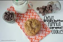 Crazy for Cookies, Brownies & Bars! / by Becca {Crumbs and Chaos}