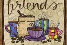 breakfast & coffee / by Hannelore Field