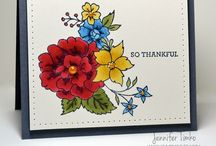 Stamped Cards & other ideas (2) / by Ruth Lyman
