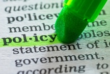 Companies with Social Media Policy / by Mic Adam
