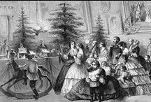 Mid 19th Century Christmas / by Rondi Anderson