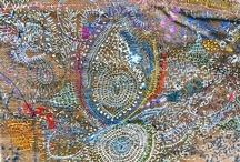 Stitched / by Jo Packham