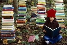 Books, Books, & More Books / by Jo Packham