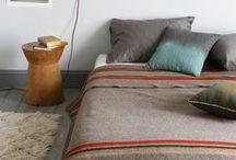 bedrooms / by Mariah Brinton