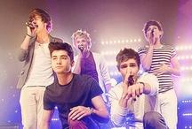 One Direction  / by Jenny Zheng