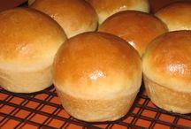 I'm Rolling in Bread Dough / by Tutu's Favorites