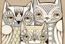 Chloe Likes Owls, Me Too / by Mary Buttram
