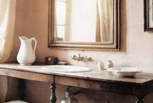 washrooms / by Mariah Brinton