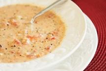 Soups / by Shelley McHugh