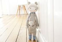 Handmade Toys / by Jo Packham