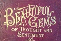 Decorative Lettering / by François Bégnez
