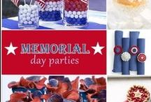 Memorial Day Celebration / by Tutu's Favorites
