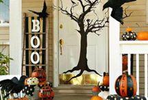 Halloween Ideas / Recipes, costume and activity ideas for Halloween  / by Deanna Garretson