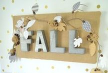 Fall Decorating Ideas / by Four Generations One Roof
