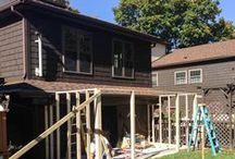 OUR HOME RENOVATIONS: Four Generations One Roof / A multiple generational home sharing home renovation projects to accomodate four generations living under one roof. / by Four Generations One Roof